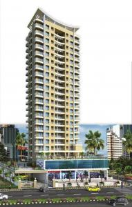 Gallery Cover Image of 750 Sq.ft 1 BHK Apartment for buy in Harsh Residency And The Corporate Lounge, Mira Road East for 7500000