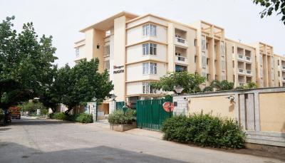 Gallery Cover Image of 620 Sq.ft 1 BHK Apartment for rent in Bhaggyam Pragathi, Karapakkam for 15000