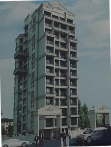 Gallery Cover Image of 1015 Sq.ft 2 BHK Apartment for buy in Mahavir Patel Heights, Ulwe for 8500000