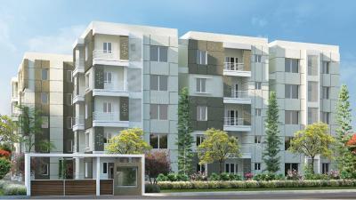 Gallery Cover Image of 1555 Sq.ft 3 BHK Apartment for buy in Propulsive Pinnacle, Krishnarajapura for 8230000