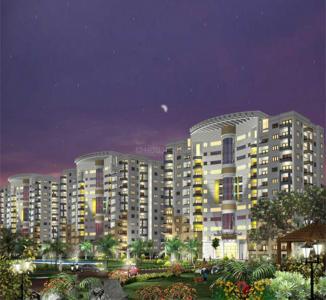 Gallery Cover Image of 1350 Sq.ft 2 BHK Apartment for buy in Golden Golden Blossom, Krishnarajapura for 7700000