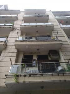 Gallery Cover Image of 450 Sq.ft 1 BHK Apartment for rent in Lakshya Apartment, Ghitorni for 12000
