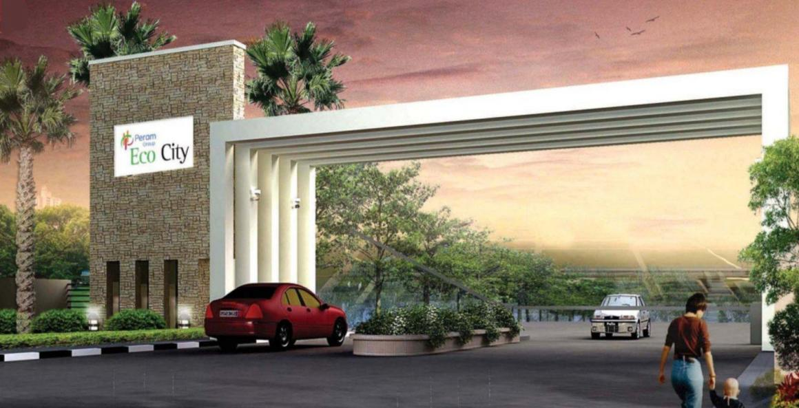 Gallery Cover Pic of Peram ECO City