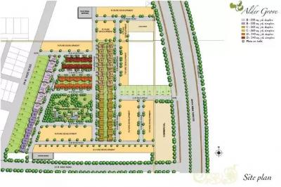 Residential Lands for Sale in Unitech Nirvana Country