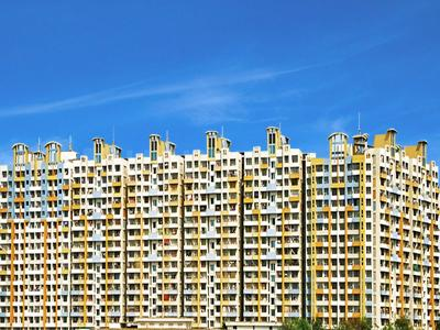 Gallery Cover Image of 1020 Sq.ft 2 BHK Apartment for buy in Neelsidhi Balaji Garden, Mhatre Nagar for 8500000