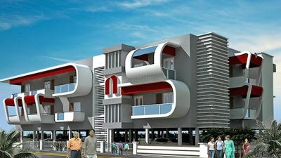 Gallery Cover Image of 600 Sq.ft 1 BHK Apartment for rent in Swank, Sithalapakkam for 11000