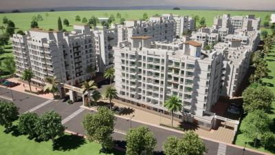 Gallery Cover Image of 440 Sq.ft 1 RK Apartment for buy in AV Paramount Enclave, Mahim for 1232000