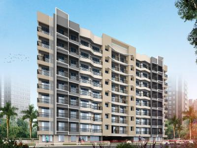 Gallery Cover Image of 630 Sq.ft 1 BHK Apartment for rent in RNA N G Vibrancy Phase I, Mira Road East for 13000