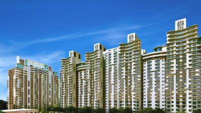 Gallery Cover Image of 2250 Sq.ft 4 BHK Apartment for rent in Mahagun Moderne, Sector 78 for 33000