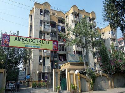 Gallery Cover Image of 1650 Sq.ft 3 BHK Apartment for buy in CGHS Amba Apartments, Sector 10 Dwarka for 16000000