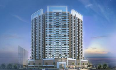 Gallery Cover Image of 700 Sq.ft 1 BHK Apartment for buy in Bhairaav Goldcrest Residency Phase 2, Ghansoli for 9000000