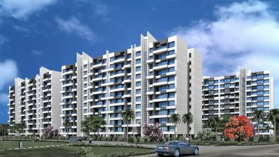 Gallery Cover Image of 1541 Sq.ft 3 BHK Apartment for rent in Pharande Woodsville, Moshi for 18000