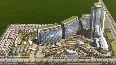 Intellicity Phase 3 Spine Tower A And B
