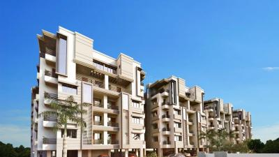 Gallery Cover Image of 885 Sq.ft 2 BHK Apartment for buy in Bansi Residency, Pratham Upvan for 2000000