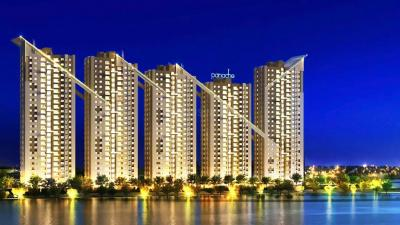 Gallery Cover Image of 1550 Sq.ft 3 BHK Apartment for rent in PS Panache, Salt Lake City for 30000