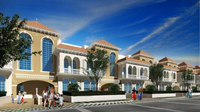 Gallery Cover Image of 2525 Sq.ft 4 BHK Villa for rent in Amrapali Leisure Valley, Noida Extension for 20000