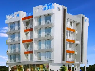 Gallery Cover Image of 666 Sq.ft 1 BHK Apartment for buy in Signature Home, Kasarvadavali, Thane West for 6550000
