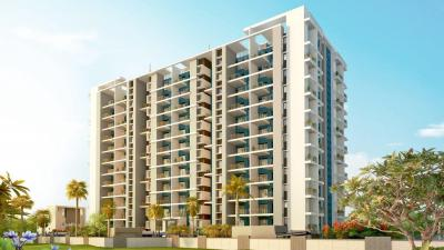 Gallery Cover Image of 780 Sq.ft 2 BHK Apartment for rent in Saarrthi Stanza, Punawale for 12000