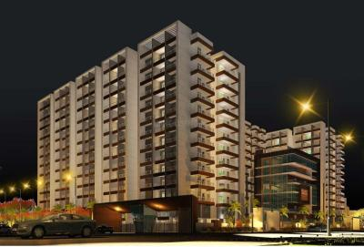 Gallery Cover Image of 1253 Sq.ft 2 BHK Apartment for buy in Lakshmi Cadillac, Kondapur for 9170000