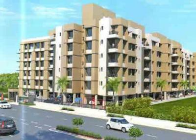 Gallery Cover Image of 1225 Sq.ft 2 BHK Apartment for rent in Param Dhananjay Enclave, Ognaj for 12000