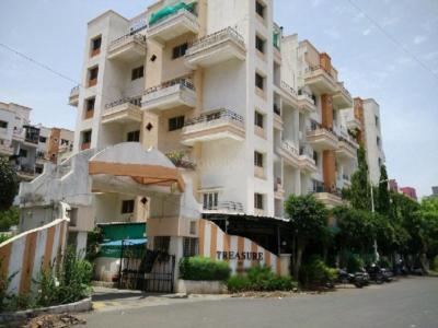 Gallery Cover Image of 650 Sq.ft 1 BHK Apartment for buy in Vinayak Treasure Society, Pimple Gurav for 4100000