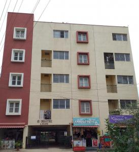 Gallery Cover Image of 1850 Sq.ft 3 BHK Apartment for rent in Gangotri Residency, New Thippasandra for 38000