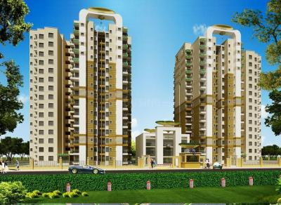 Gallery Cover Image of 1155 Sq.ft 3 BHK Apartment for rent in Earthcon Sanskriti, Sector 1 for 8000