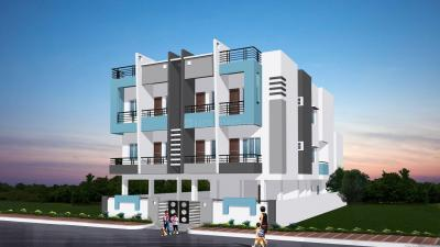 Gallery Cover Image of 600 Sq.ft 1 BHK Independent Floor for rent in The Nest Wow, Sithalapakkam for 9000