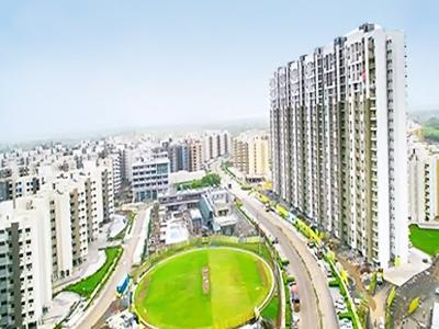 Gallery Cover Image of 1325 Sq.ft 2 BHK Apartment for buy in Lodha Exotica, Palava Phase 1 Nilje Gaon for 9600000