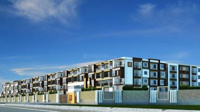 Gallery Cover Image of 650 Sq.ft 1 BHK Apartment for rent in DS Max Skylishcious, Thyvakanahally for 10000