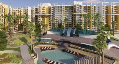 Gallery Cover Image of 1000 Sq.ft 2 BHK Apartment for rent in Bramha Skycity, Dhanori for 16000