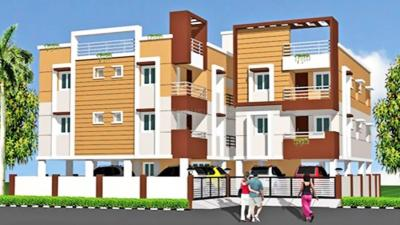 Gallery Cover Image of 470 Sq.ft 1 BHK Apartment for rent in Sri Lingam Appartments, Perungalathur for 5001