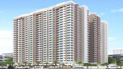 Gallery Cover Image of 504 Sq.ft 1 BHK Apartment for rent in Pride , Malad East for 20000
