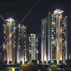 Gallery Cover Image of 580 Sq.ft 1 BHK Apartment for rent in Runwal Runwal Pearl, Thane West for 17000