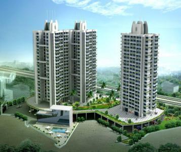 Gallery Cover Image of 1400 Sq.ft 3 BHK Apartment for rent in Rajesh Raj Splendour, Vikhroli West for 65000
