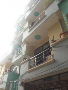 Gallery Cover Image of 850 Sq.ft 2 BHK Apartment for rent in Brijwasi Homes - 26, Govindpuram for 8000