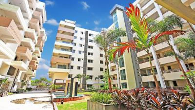Gallery Cover Image of 1585 Sq.ft 3 BHK Apartment for buy in Bhaiji's RV Panchajanya, Kondapur for 12500000