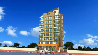 Gallery Cover Image of 675 Sq.ft 1 BHK Apartment for buy in Surya Orchid, Mira Road East for 5300000