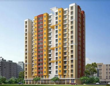 Gallery Cover Image of 1100 Sq.ft 2 BHK Apartment for rent in Rutu Riverside Estate, Kalyan West for 13000