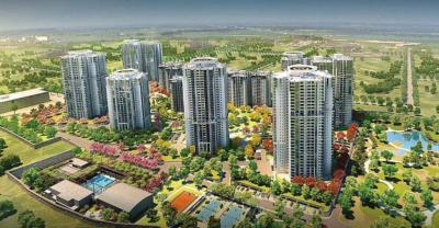 Gallery Cover Image of 950 Sq.ft 3 BHK Apartment for buy in Shapoorji Vanaha, Bavdhan for 6500000