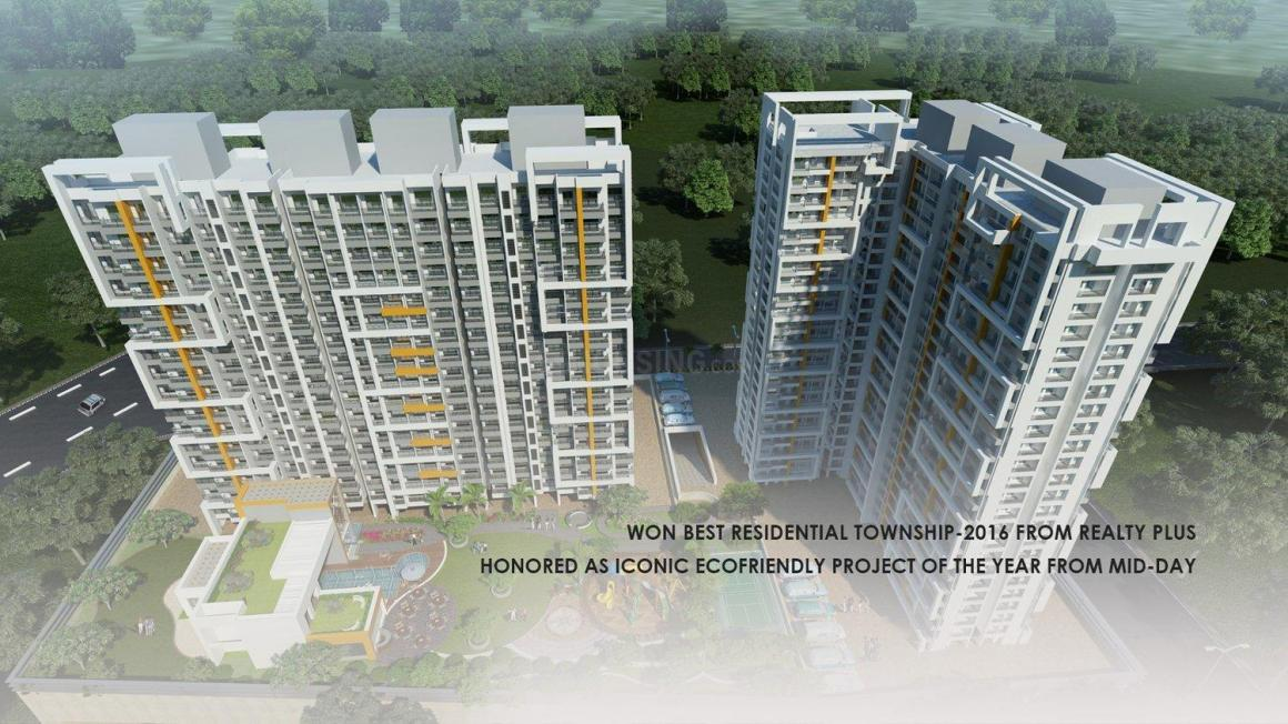 Gallery Cover Pic of Sanghvi Sanghvi S3 Ecocity Woods