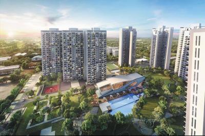 Gallery Cover Image of 1898 Sq.ft 3 BHK Apartment for buy in Godrej Nature Plus, Sector 33, Sohna for 12500000