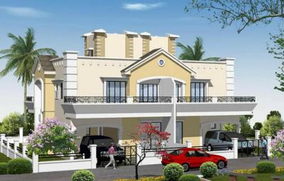 Gallery Cover Image of 2900 Sq.ft 3 BHK Independent House for buy in Mont Vert Tranquille, Wakad for 20500000
