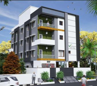 Gallery Cover Image of 1120 Sq.ft 3 BHK Apartment for buy in Value County, Chromepet for 8624000