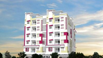 Gallery Cover Image of 550 Sq.ft 1 BHK Apartment for rent in Shri Rama Royale, Dr A S Rao Nagar Colony for 10000