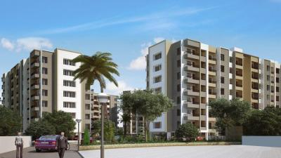 Gallery Cover Image of 1480 Sq.ft 2 BHK Apartment for buy in Yogi Milan, Park City for 3500000
