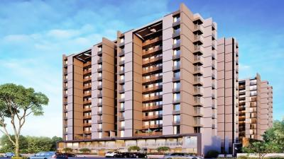 Gallery Cover Image of 1200 Sq.ft 2 BHK Apartment for buy in Vyapti Vandematram Fabula, Chharodi for 4700000