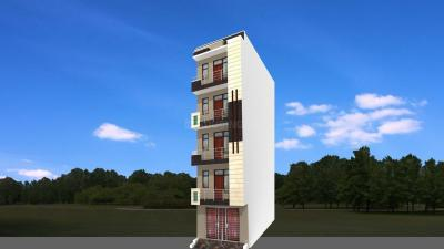 Gallery Cover Image of 212 Sq.ft 1 RK Independent Floor for rent in K D Homes - 1, Kalkaji for 30000