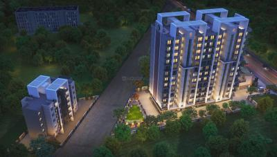 Gallery Cover Image of 1100 Sq.ft 3 BHK Apartment for buy in Choice Goodwill Fabian Phase 1, Lohegaon for 7900000