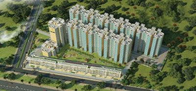Gallery Cover Image of 700 Sq.ft 1 BHK Apartment for rent in Pyramid Urban Home II Extension, Sector 86 for 11000